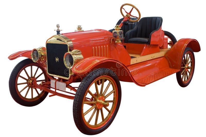 antykwarski samochód fotografia royalty free