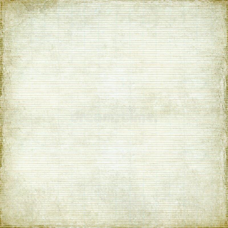 antykwarski tła bambusa papier wyplatający obrazy stock