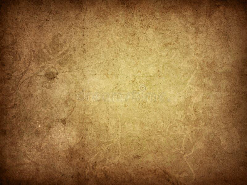 antykwarski tło ilustracji