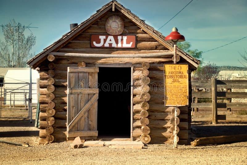 antykwarski więzienie zdjęcie stock