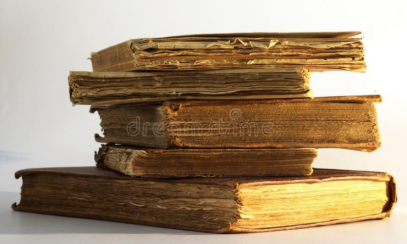 antykwarskie książki obraz stock