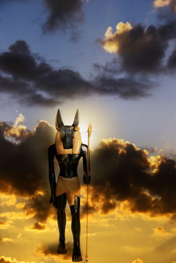 Download Anubis stock photo. Image of jackal, ceremony, sunrise - 9336274
