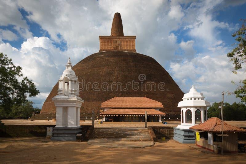 Anuradhapura, Sri Lanka fotos de archivo