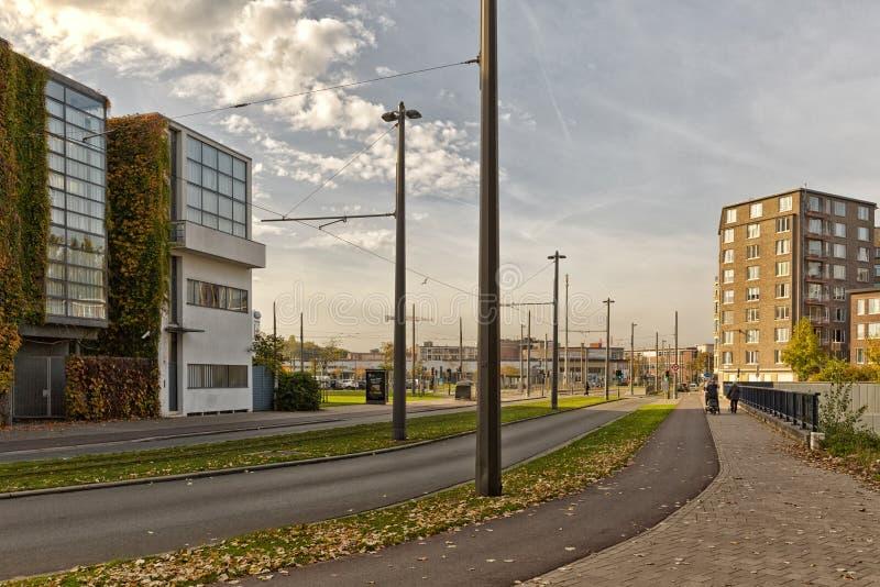 Anvers, BELGIQUE - octobre 2016 : Chambre de Guiette conçue par Le Co images stock