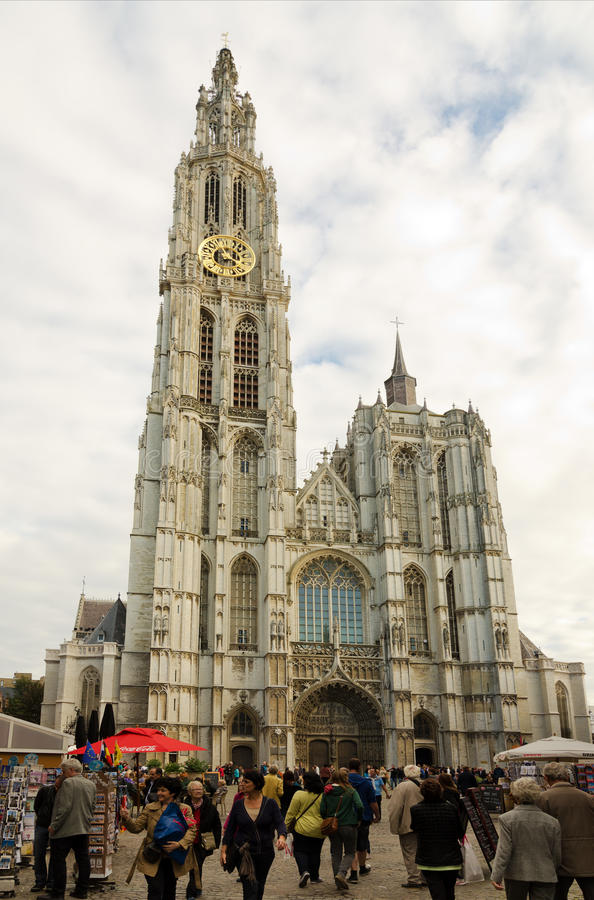 Anversa fotografie stock