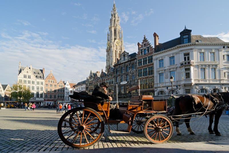 Anversa fotografia stock