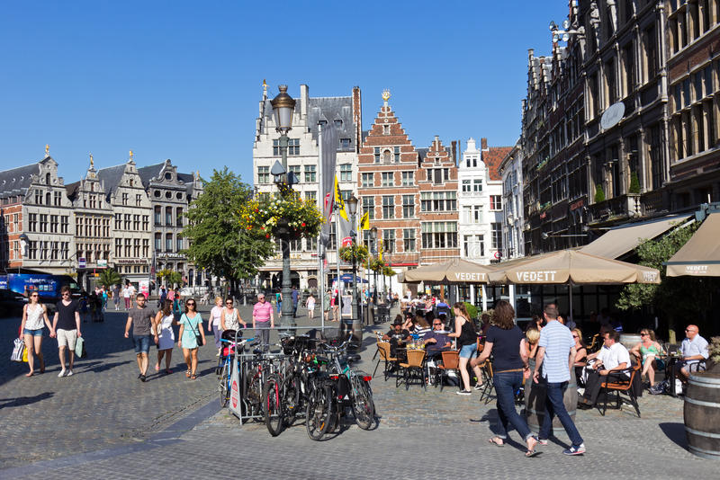 Anversa immagini stock libere da diritti