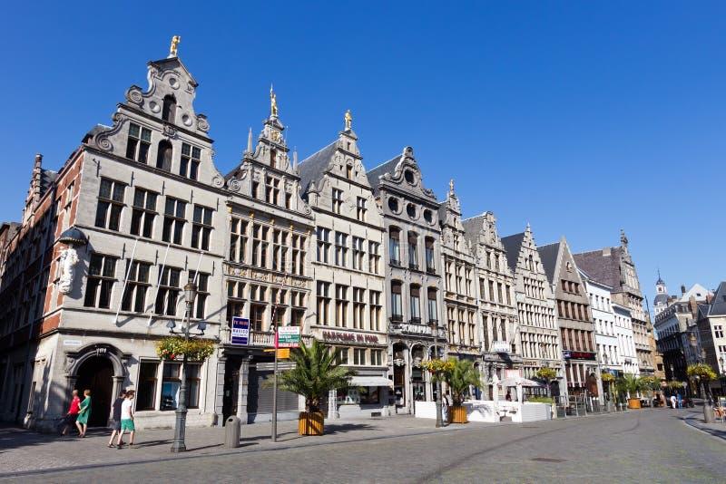 Anversa immagine stock