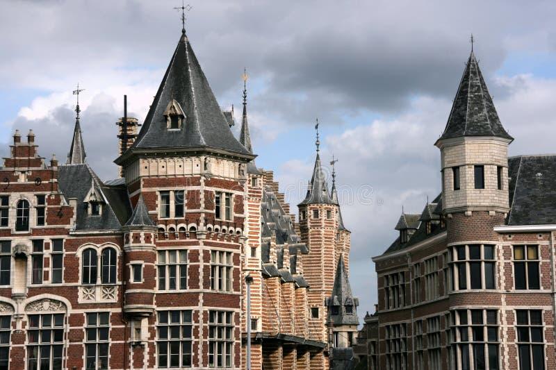 Anversa, Belgio immagini stock libere da diritti