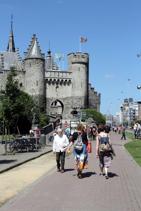 Anversa, Belgio immagini stock
