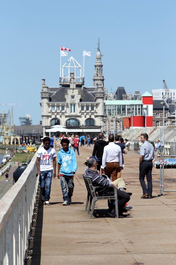 Anversa, Belgio fotografie stock libere da diritti