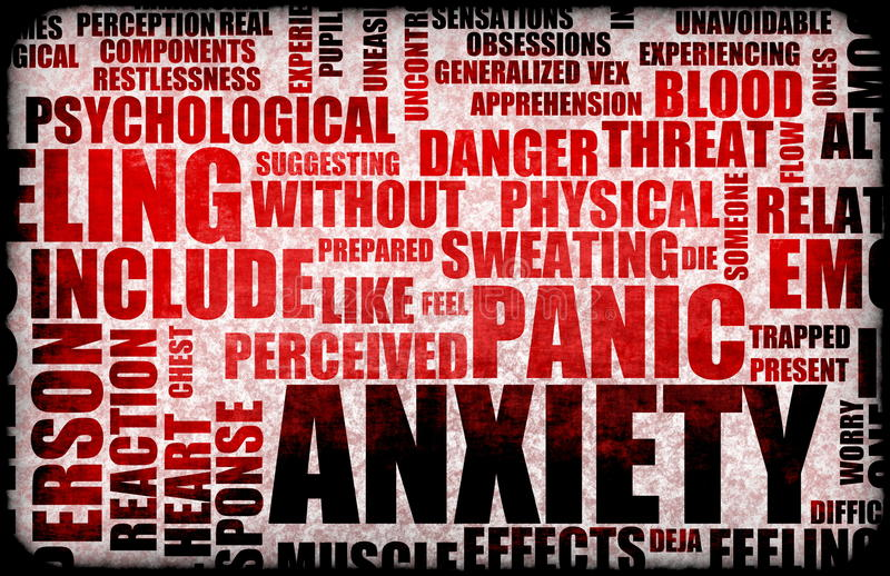 Anxiety. And Stress and its Destructive Qualities