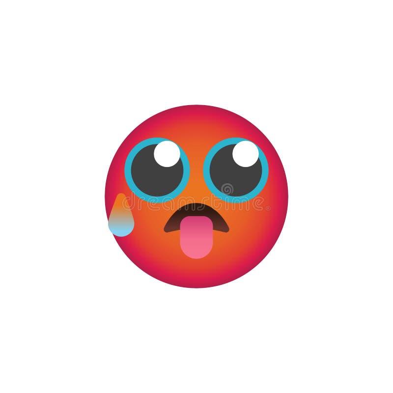 Tired Emoticon Stock Illustrations – 1,866 Tired Emoticon