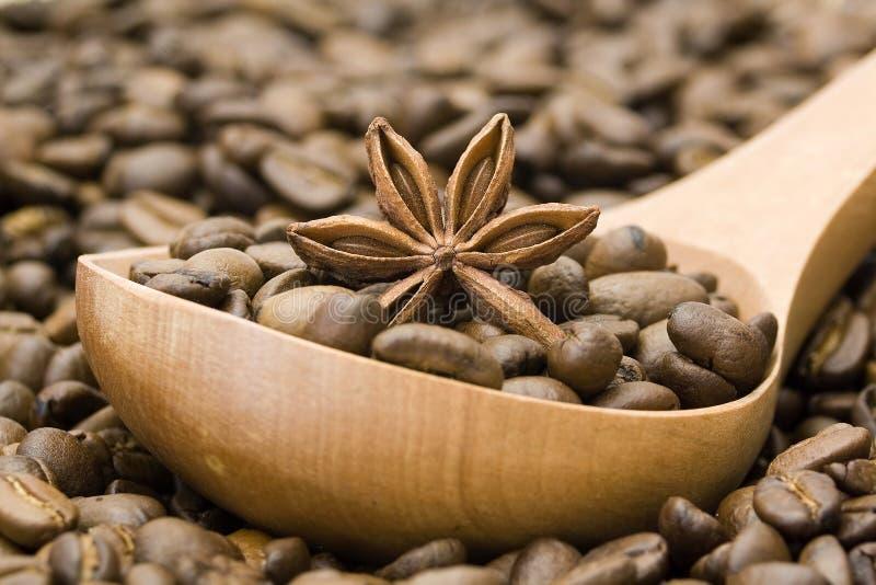 anyżowa kawa obrazy stock
