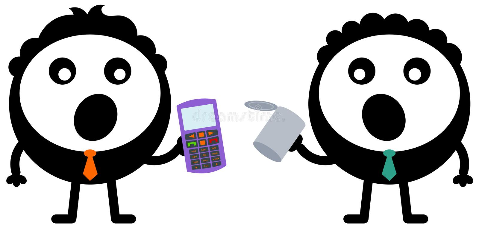 Download Any means of communication stock illustration. Illustration of cellular - 36397970