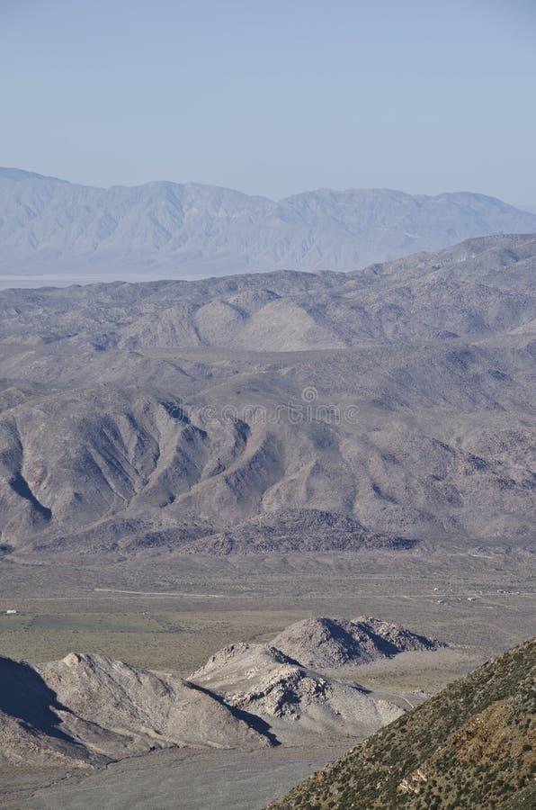 Anza Borrego Desert royalty free stock photography