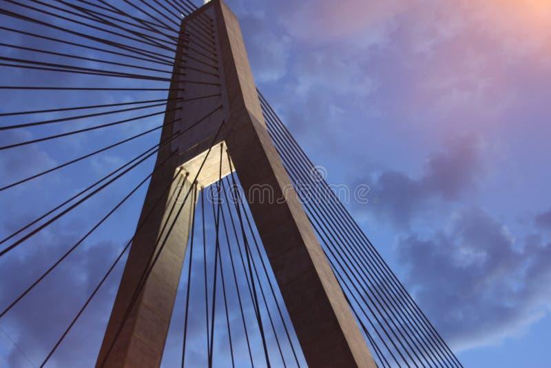 anzac γέφυρα στοκ εικόνες