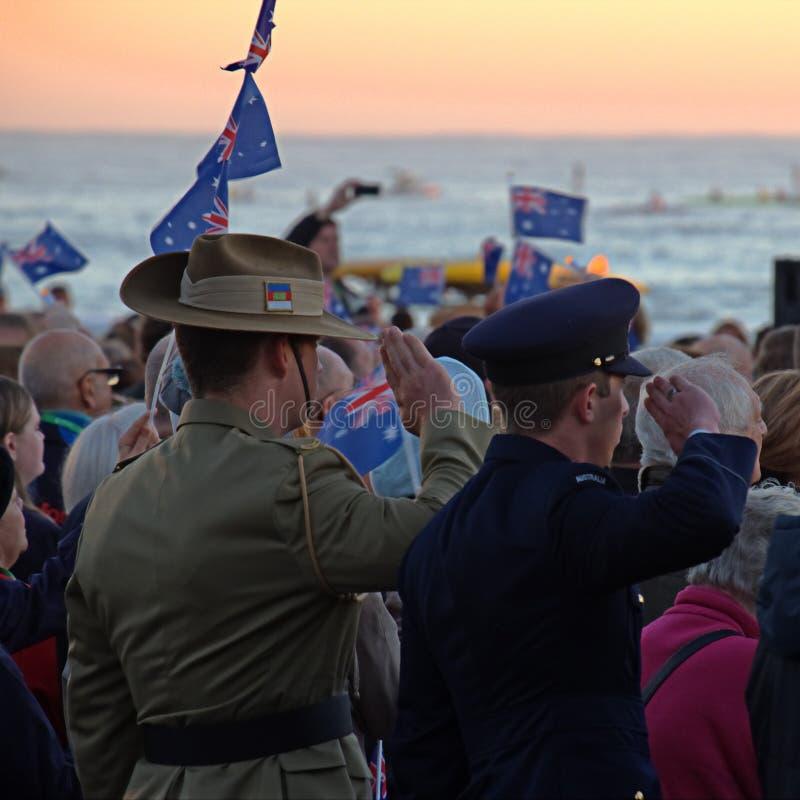 Anzac Day photos libres de droits