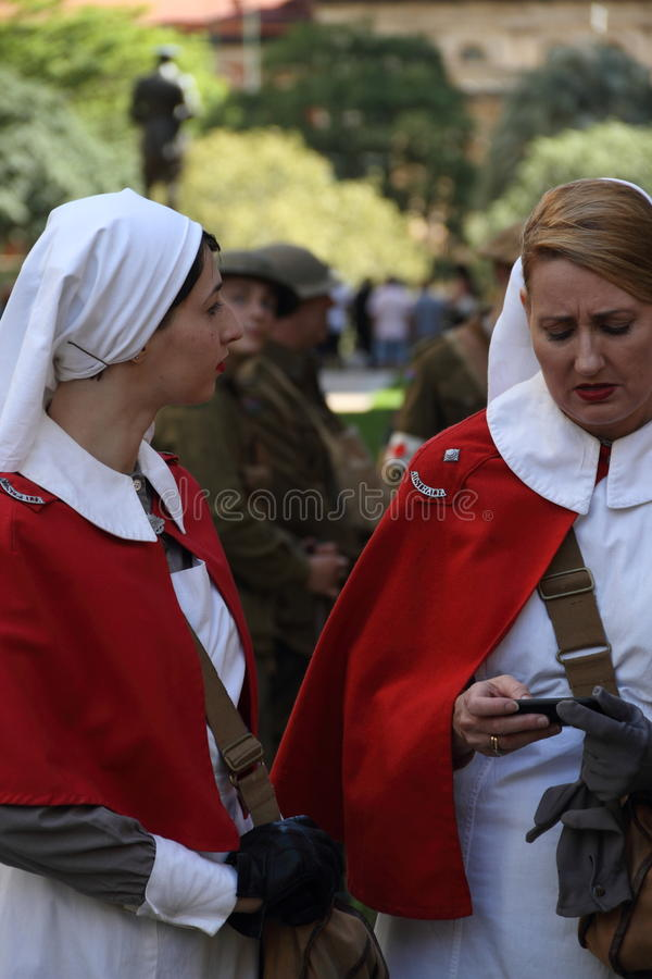 Download Anzac day commemorations editorial photo. Image of aged - 30613586