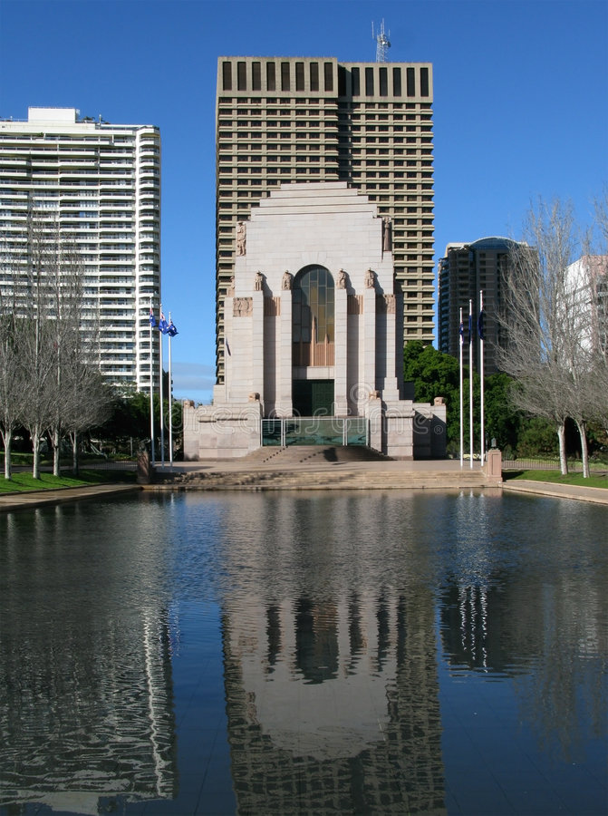 Free Anzac War Memorial Royalty Free Stock Image - 7922416