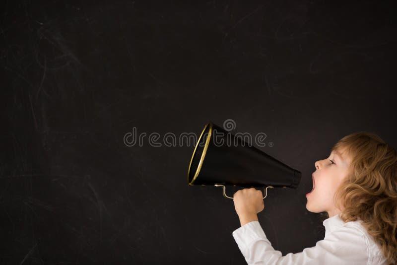 Anzeige stockfotografie
