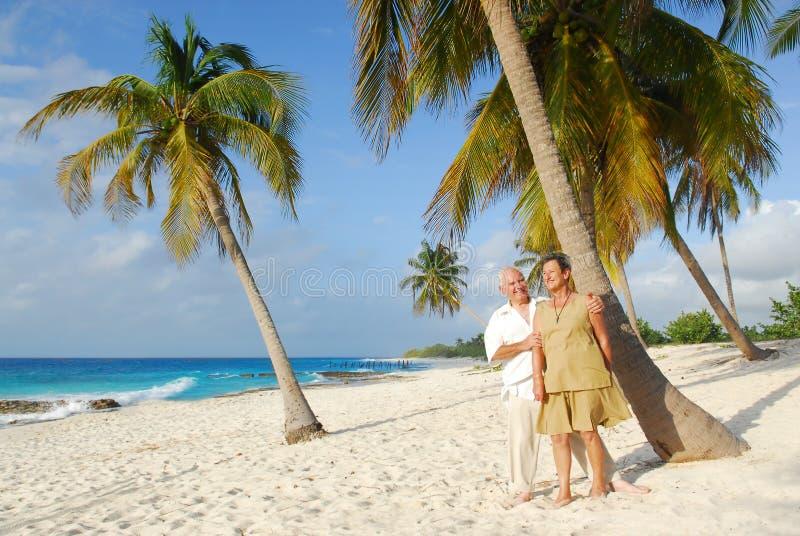 Anziani felici 3 immagine stock libera da diritti