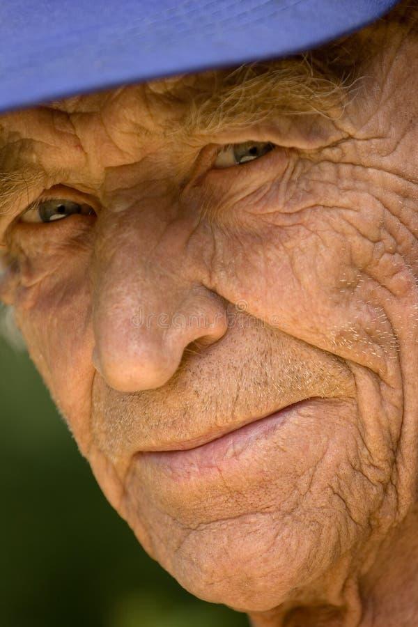 Anziani l'uomo immagini stock