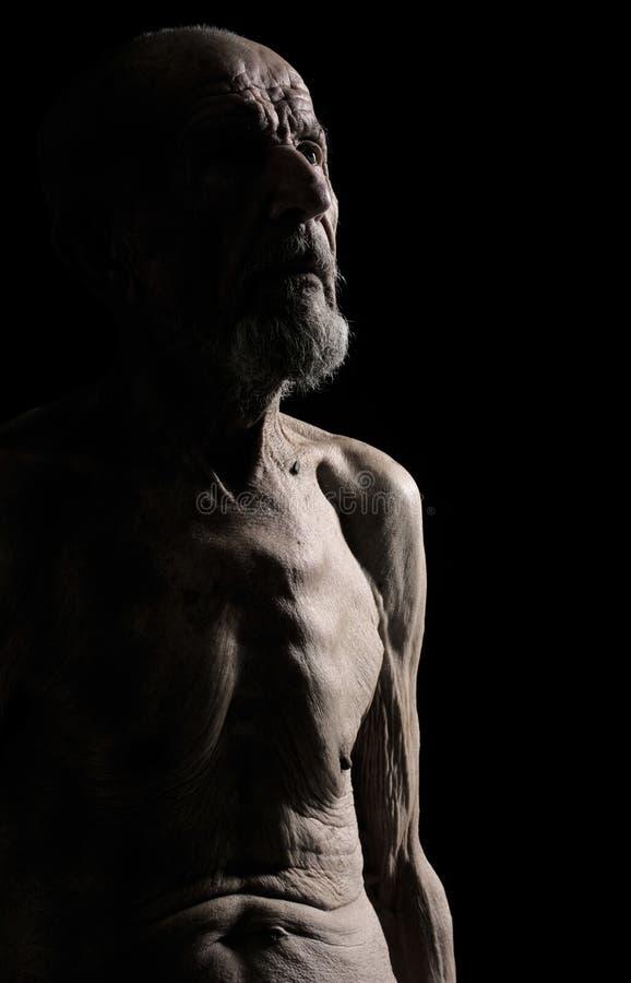 Anziano spiritoso 2 immagini stock