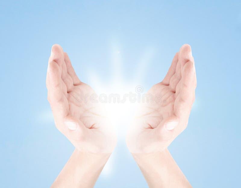 Anziehende Sonne stockfotografie
