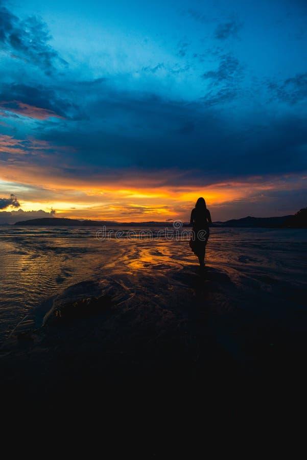 Ao Nang Beach stock photography