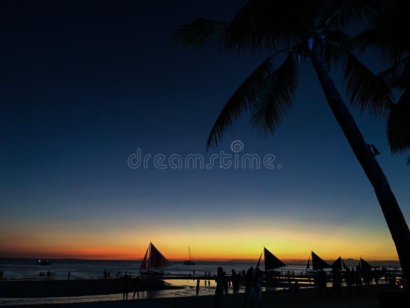 AO Nang, Krabi-Provinz lizenzfreie stockfotografie