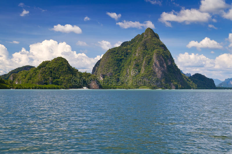Download Ao Phang Nga National Park In Thailand Stock Images - Image: 27883394