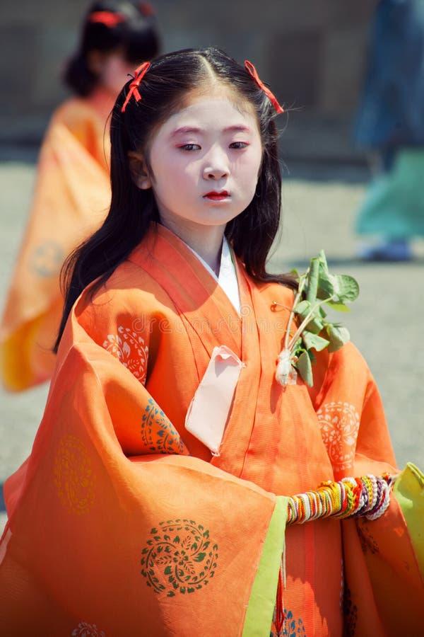 Aoi Matsuri fotos de archivo libres de regalías