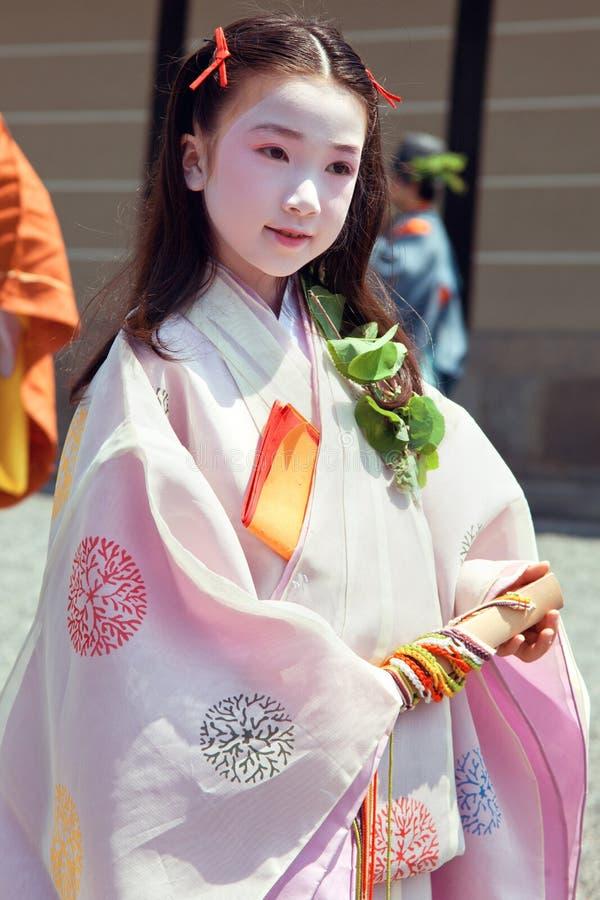 Aoi Matsuri foto de archivo