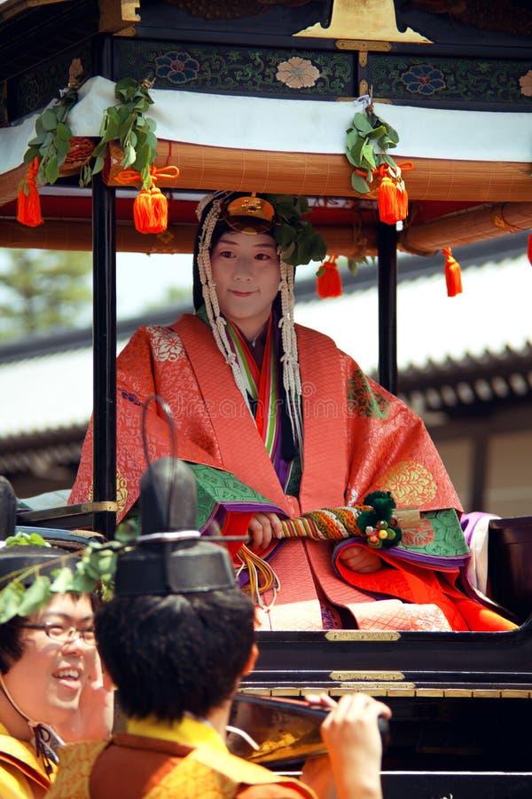 Aoi Matsuri stockfotografie