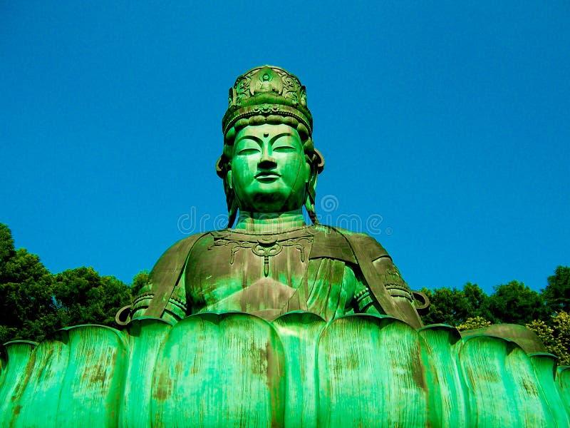 Aomori Buda fotografía de archivo