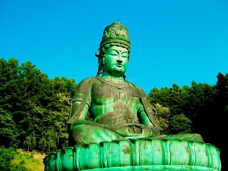Aomori Buda imagenes de archivo
