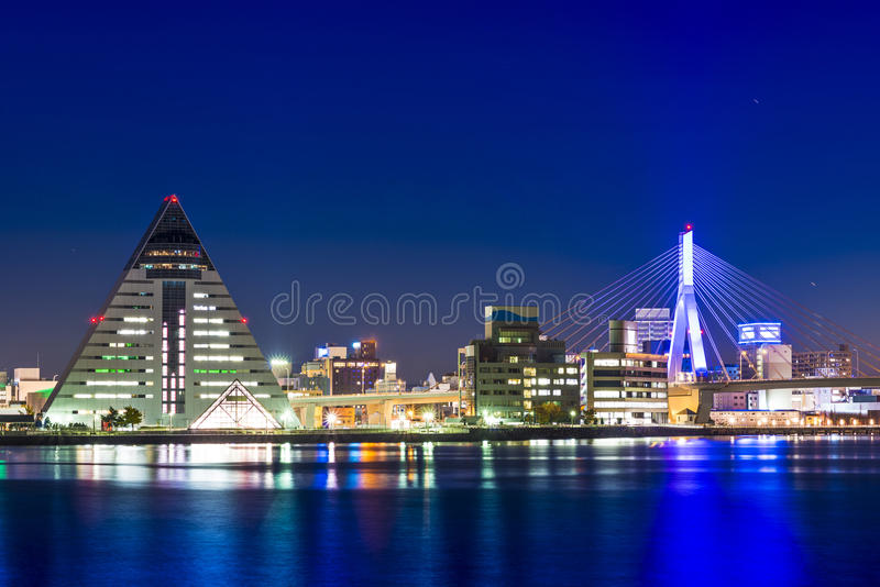 Download Aomori stock photo. Image of prefecture, night, japan - 36162958