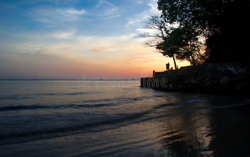 Aonang-Strand stockbilder