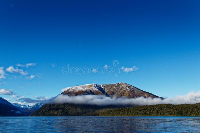 Aotearoa, Land der langen weißen Wolke, Neuseeland stockfotos