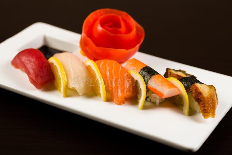 Apéritif de sashimi photos stock