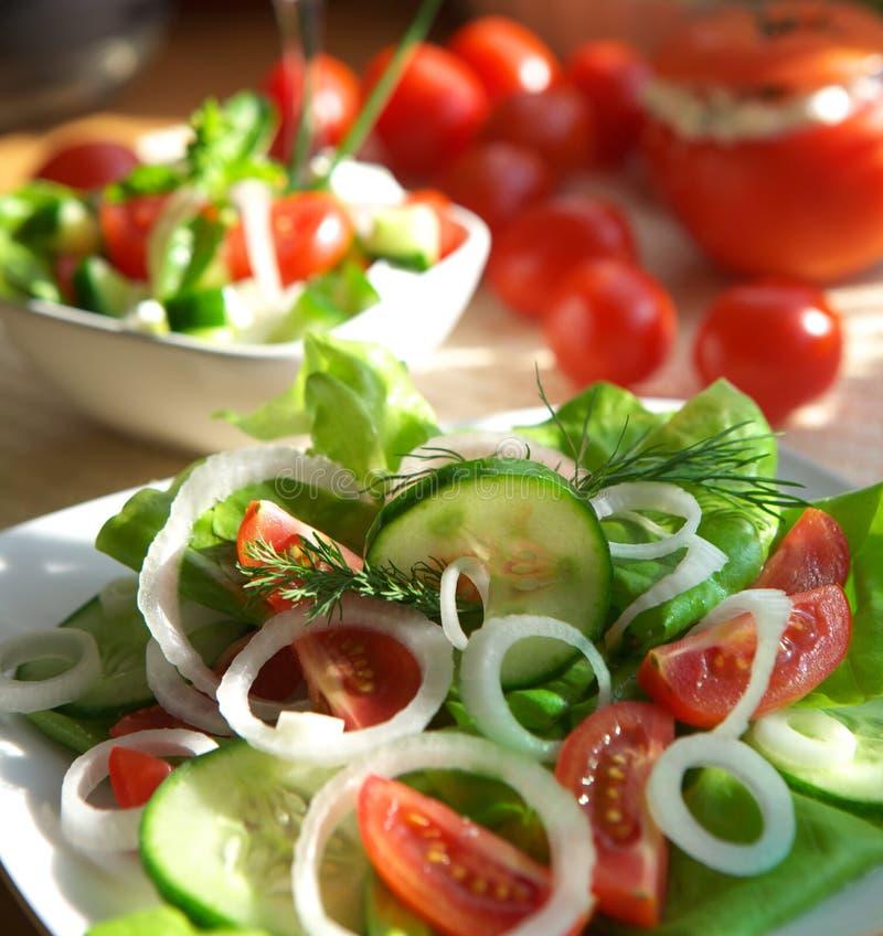 Apéritif végétarien photo stock