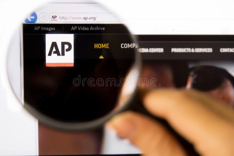 AP fotografia de stock