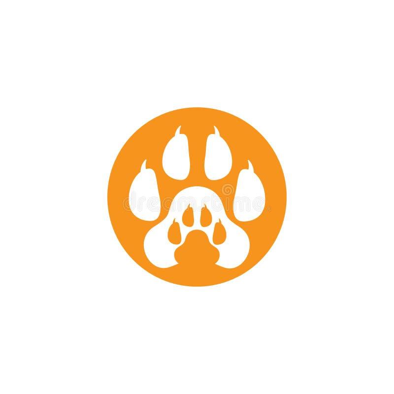 ?apa logo szablon ilustracji