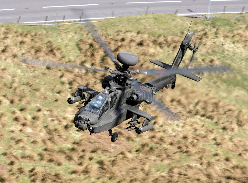 Apache stock fotografie