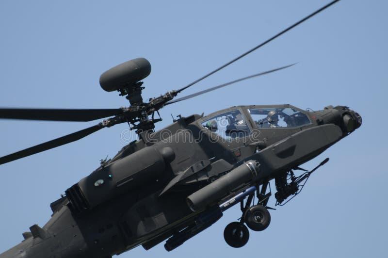Apache stock afbeelding