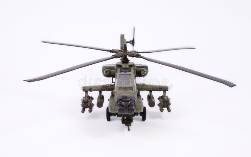 Apache AH64 royalty-vrije stock foto