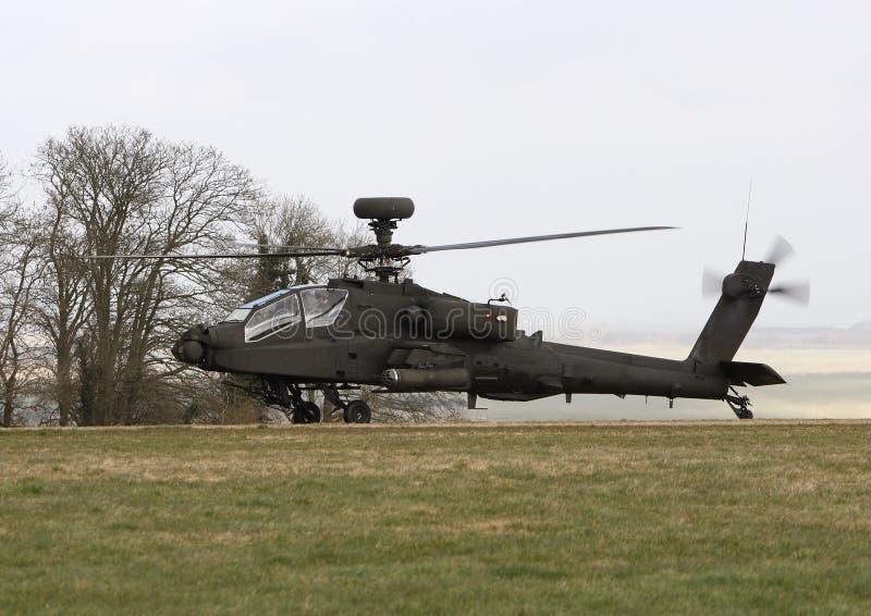 Apache en descanso fotografía de archivo