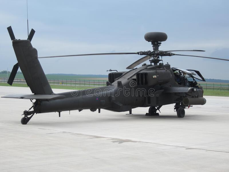 Apache Helicopter Free Public Domain Cc0 Image