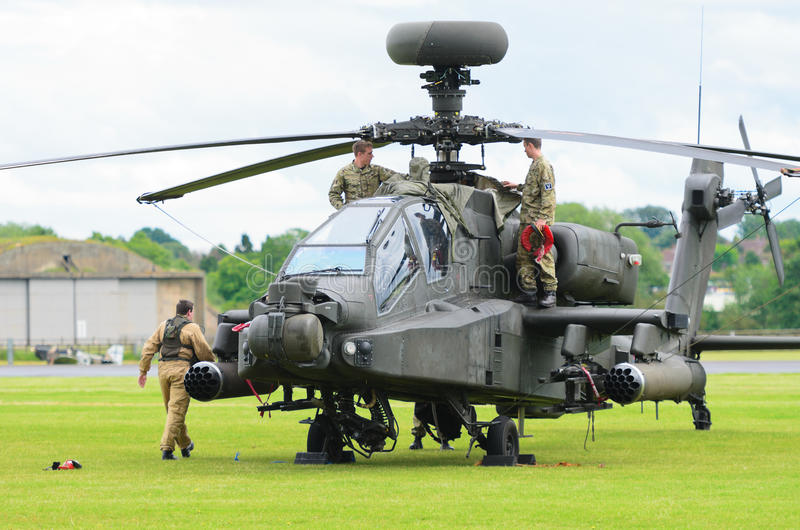 Download Apache Longbow editorial photo. Image of england, boeing - 26637126